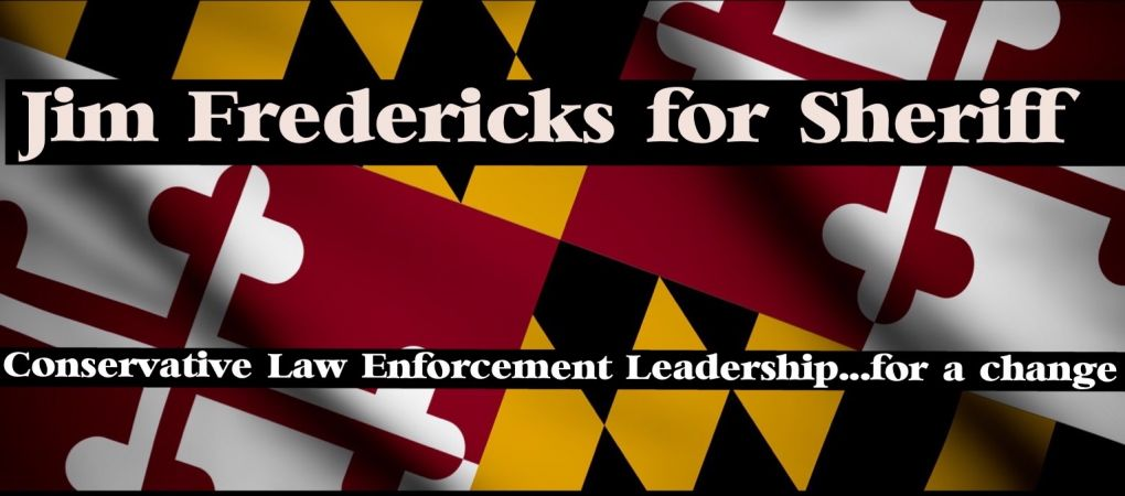 JIM FREDERICKS for SHERIFF